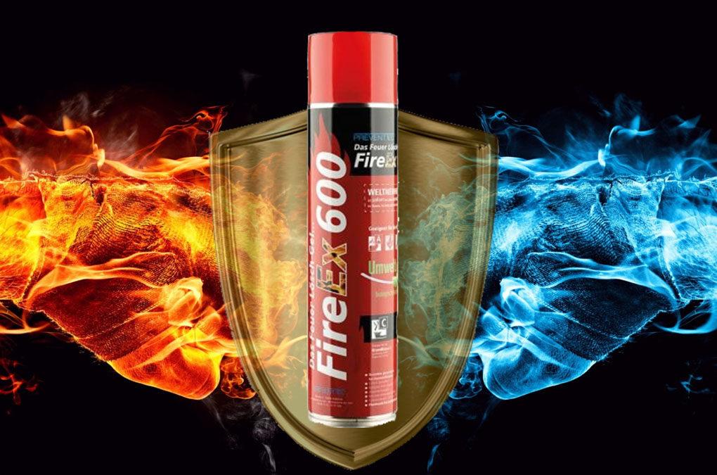 POSLOVNA PRILOŽNOST- FIREEX 600